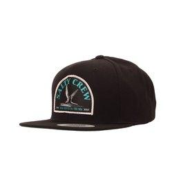 Salty Crew Salty Crew Tern Bird Hat Black