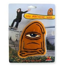 Toy Machine Transmissionator Wax Orange