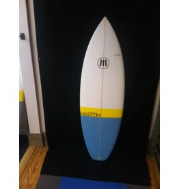 "Martin Surfboards Martin 4'10"" x 18 x 2 18.5L Shoetboard New"