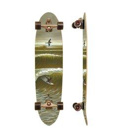 """Skate Carver 38"""" Gullwave C7 Complete"""