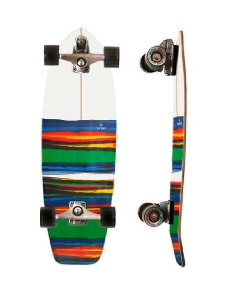 "Skate Carver 31"" Resin C7 Complete"