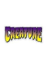 NHS Classic Creature Logo Decal in new colors, 5 1/2 x 2 1/4
