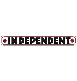 NHS Independent Bar Decal, 4 in x 1.5 in
