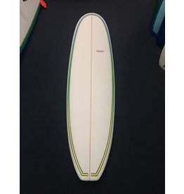 "Starr Surfboards Starr 7'2"" Funshape Surfboard New"
