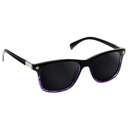 Glassy Sunhaters Glassy Sunhaters Biebel Black/Purple Polarized