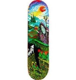 Skate Blood Wizard Gregson 8.5 Deck
