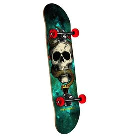 Skate One Powell Peralta McGill Cosmic Green Complete Assembly - 8.0 x 32.125