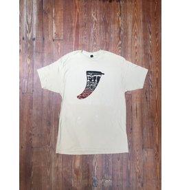 PIT Clothing Pit Surf Shop Shirt Fin Logo Mens
