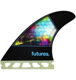 Futures Fins Used Futures Fins Jordy Smith Small Honeycomb Thruster Surfboard Fin Set