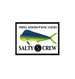Salty Crew Salty Crew Thrilled Mahi Sticker