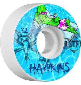 Skate One BONES WHEELS STF Pro Hawkins Water 52mm 4pk