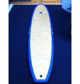 "Dolsey Dolsey 7'0"" Bam Bam Funboard Surfboard Blue"