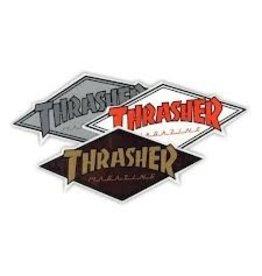 Skate Thrasher Diamond Decal