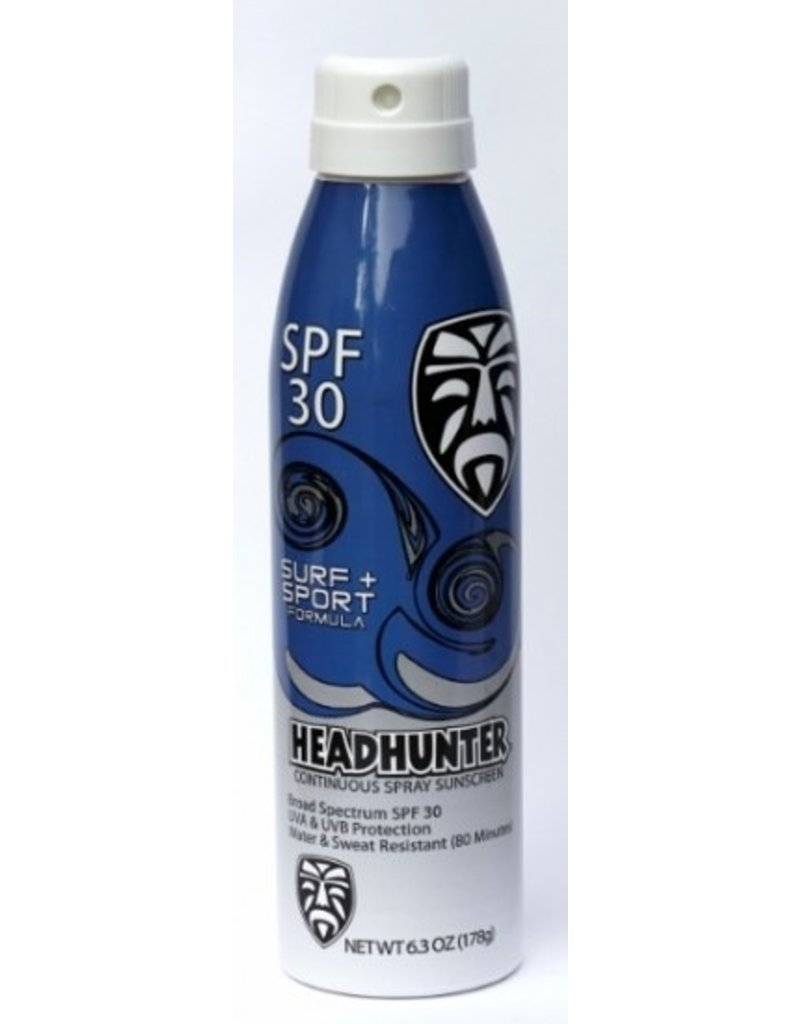 Head Hunter Headhunter SPF 30 Lifestyle Surf & Sport Spray 6.3oz