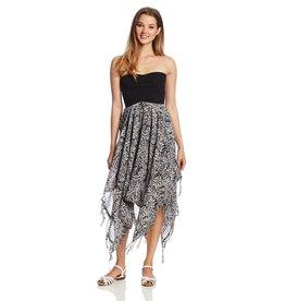 Billabong Billabong Enchanted Dayz Dress Off Black Womens