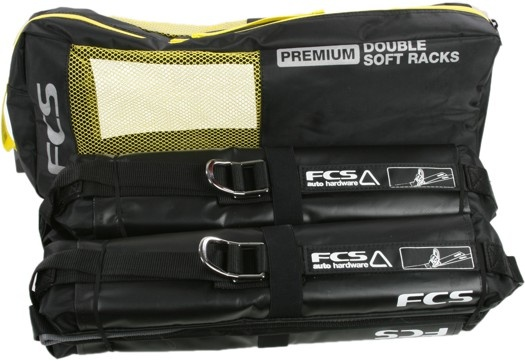 FCS FCS Premium Soft Racks Double