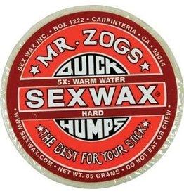 RDI Sex Wax 5X Warm Water Quick Humps Hard