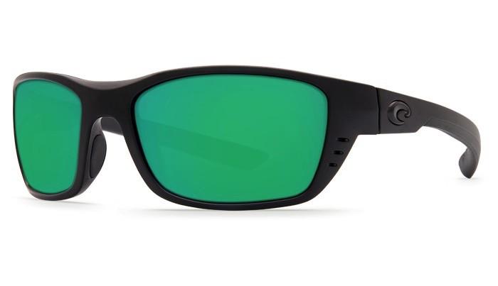 COSTA Costa Del Mar Whitetip Blackout Green Mirror 580G