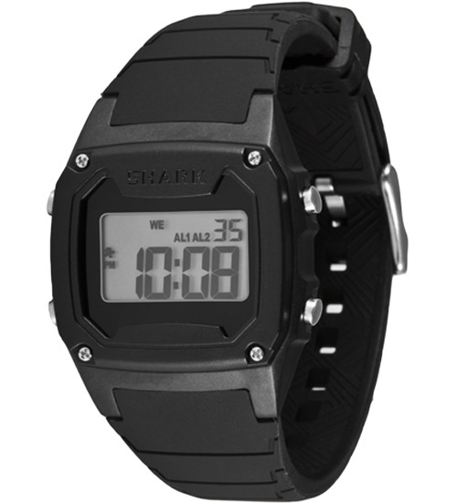 Freestyle Freestyle Shark Classic Silicone Black/Black Watch
