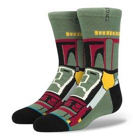 Stance Stance Boba Fett Kids Socks Star Wars Large 2-5.5