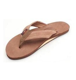 Rainbow Rainbow Sandals Singler Layer Premier Leather With Arch Support Womens Sandals Size Medium