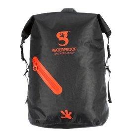 Geckobrands Geckobrands Waterproof Lightweight Backpack Grey