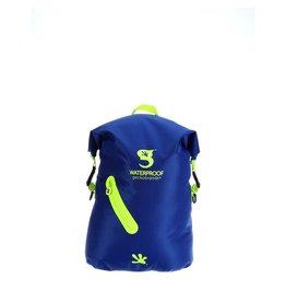 Geckobrands Geckobrands Waterproof Lightweight Backpack Royal Blue