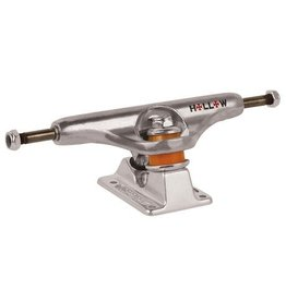 NHS Independent 129 Forged Hollow Silver Standard Truck Set