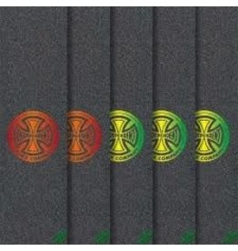 Skate available in orange or green (cross logo)