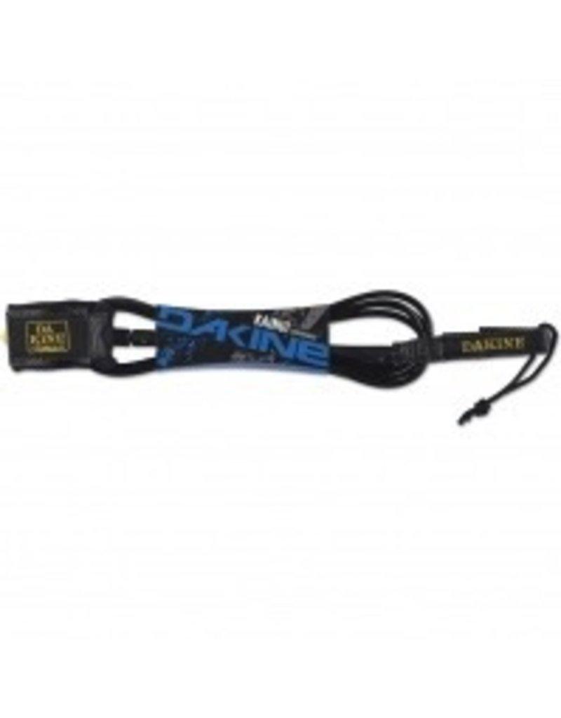 """Dakine Dakine 10'x1/4"""" Longboard Leash Black Surfing"""