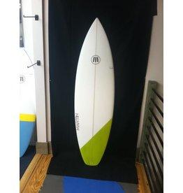 Martin Surfboards Martin 6 x 20 x 2 1/2 30L Shortboard New