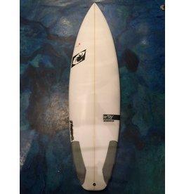 WRV WRV Generator 6'0 x 20.12 x 2.56 31.2L FCS II Five Fin Surfboard