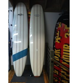 Dolsey Dolsey Surfboards LTS Poly Triple Stringer 9' Longboard