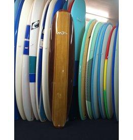 """Dolsey Dolsey 8'0"""" Wood E Funboard Surfboard"""