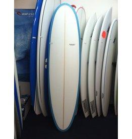 """Starr Surfboards Starr Surfboards 7'2"""" F3 Funshape New Blue Stripe"""