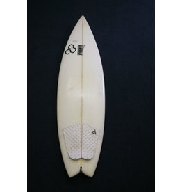 Used Surfboards Al Merrick Quad Used<br />5&#039;11 x 18 3/4 x 2 5/16