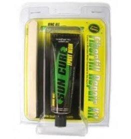 Ding Repair Ding All Epoxy Fiberfill Sun Cure Mini 1oz.