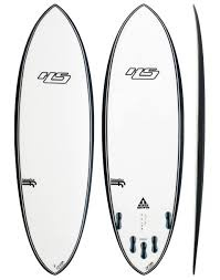 "GSI Hayden Shapes Hypto Krypto 5'8"" X 20 X 2 1/2. 31L  FCSII V Clear"