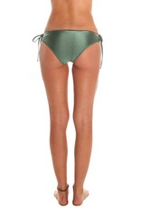 Amuse Society Amuse Society Cora Solid Everyday Bottom Bikini Womens