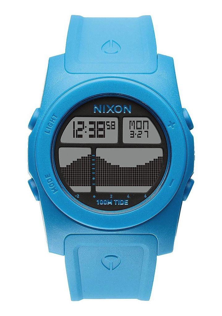 Nixon Nixon Rythm Watch Sky Blue