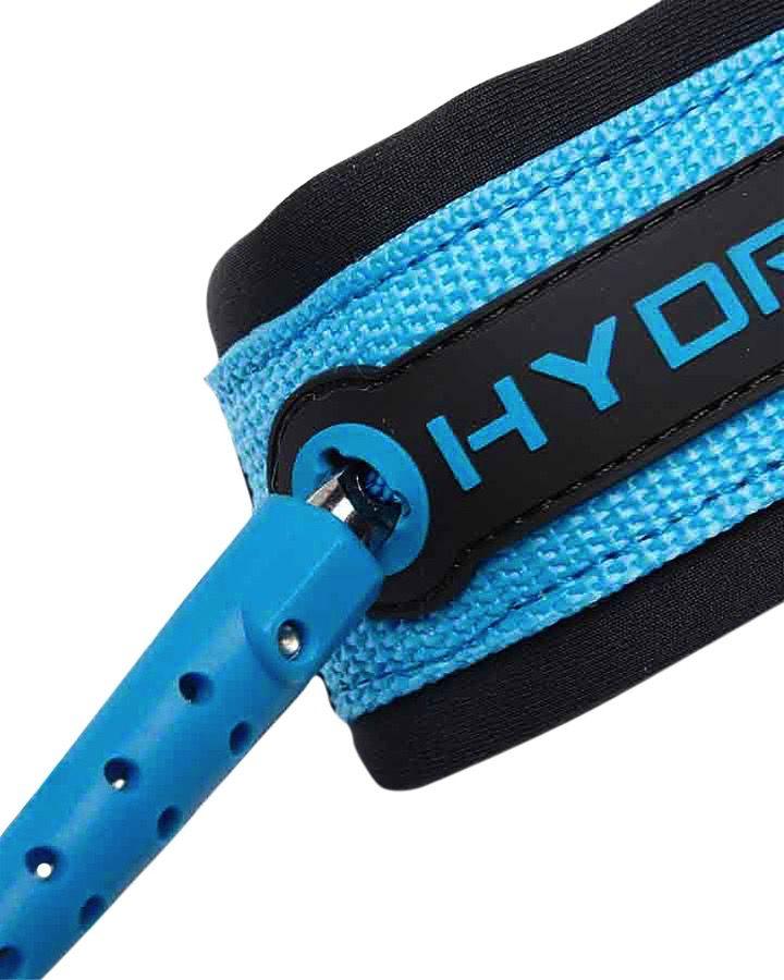 Hydro Hydro Bodyboard Bicep Leash Charcoal/Blue