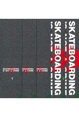 Skate Mob Skateboarding Is Not A Crime Grip Tape Single Sheet