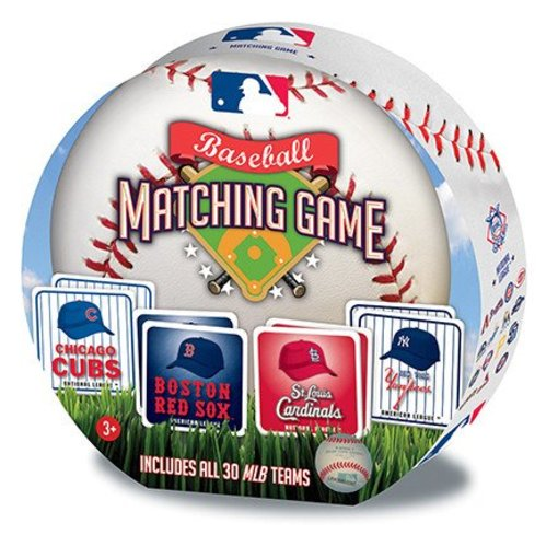 MASTER PIECES MLB MATCHING GAME