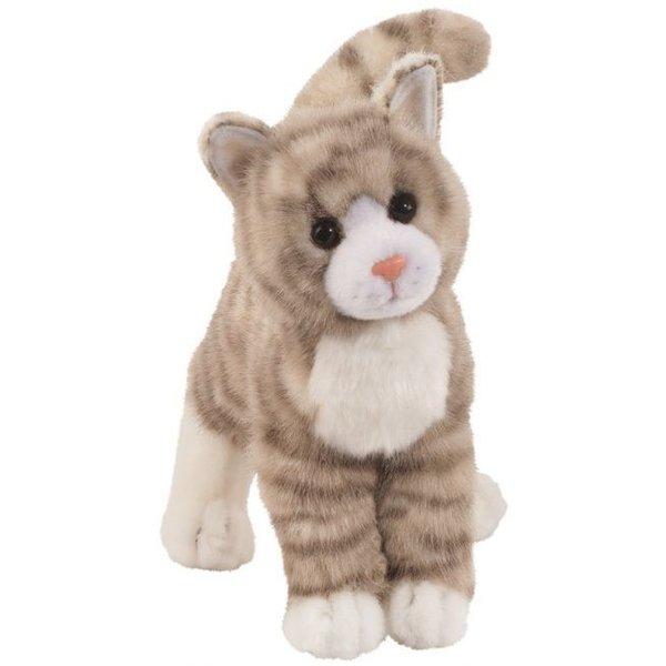 ZIPPER GRAY TABBY CAT