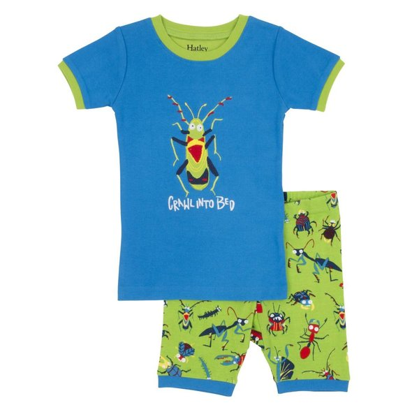 KILLER BUGS SHORT PJ SET