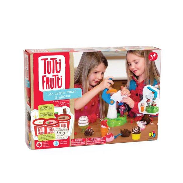 TUTTI FRUITTI - ICE CREAM MAKER