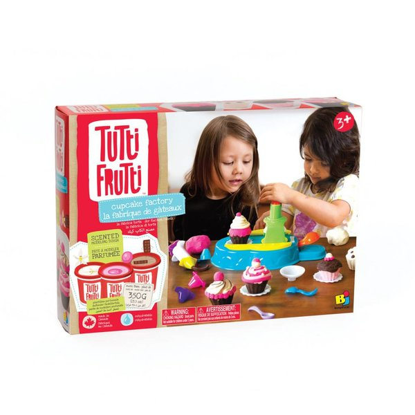 TUTTI FRUITTI - CUPCAKE FACTORY