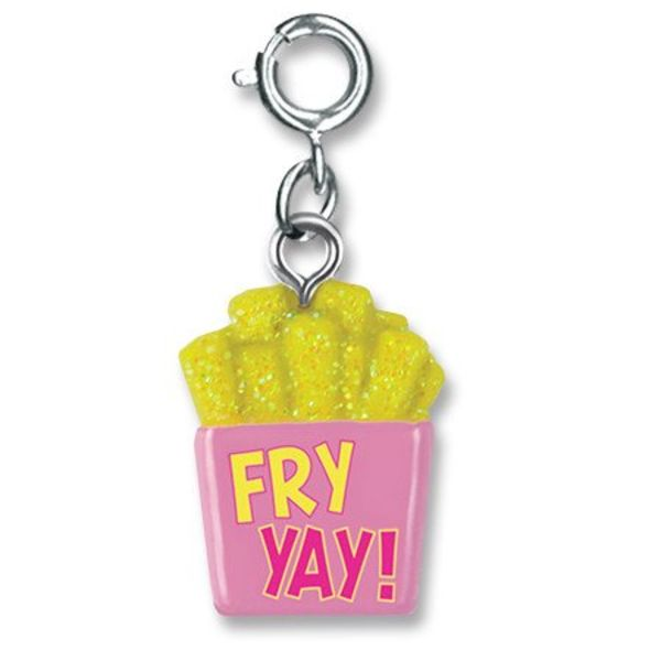 FRY-YAY! FRIES CHARM