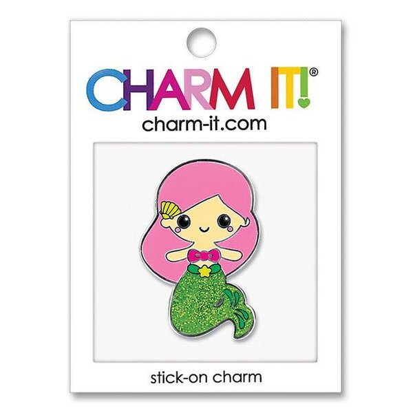 MERMAID STICK ON CHARM