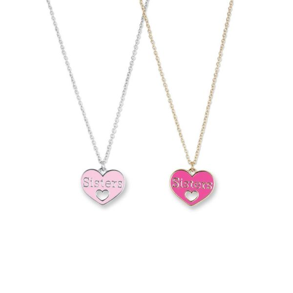 SISTERS NECKLACE SET
